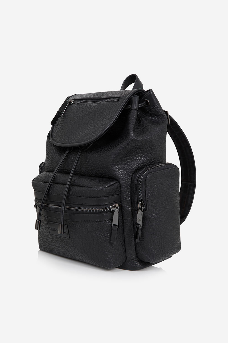 Kaspar Changing Backpack Black