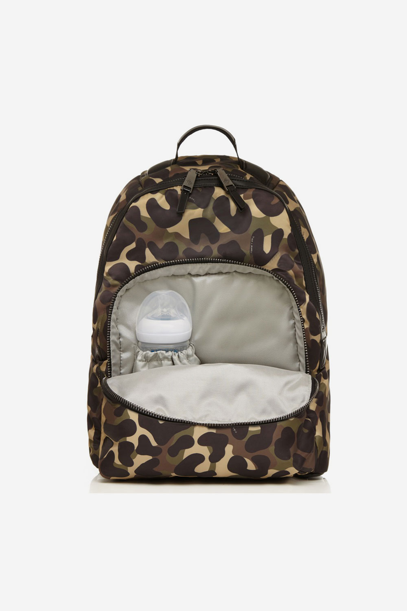 Elwood Changing Backpack Camo