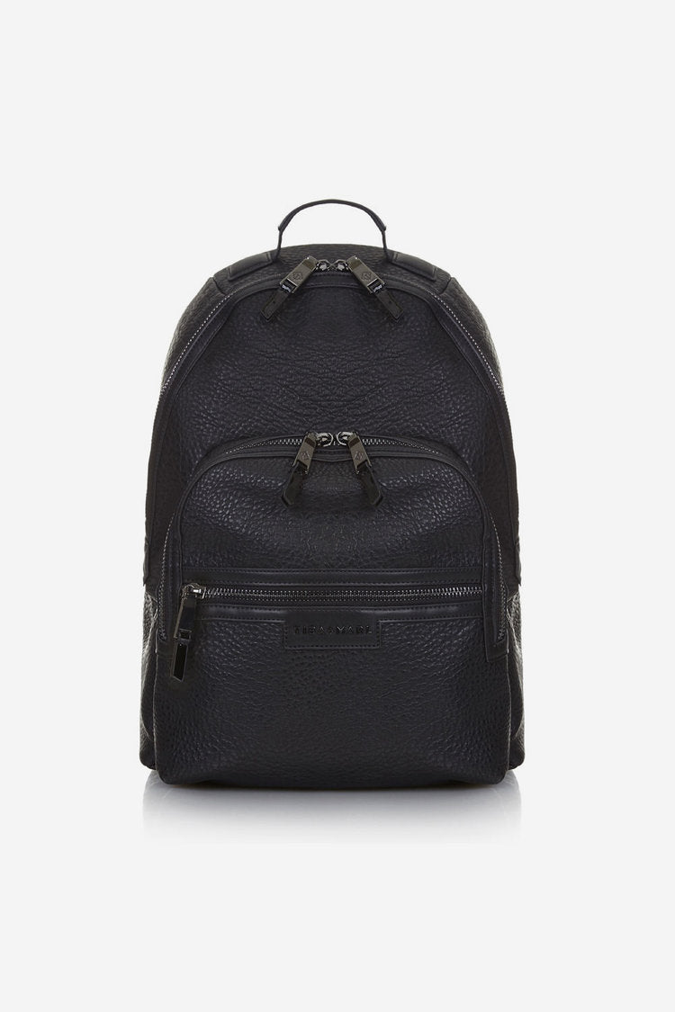 Elwood Twin Changing Backpack Black
