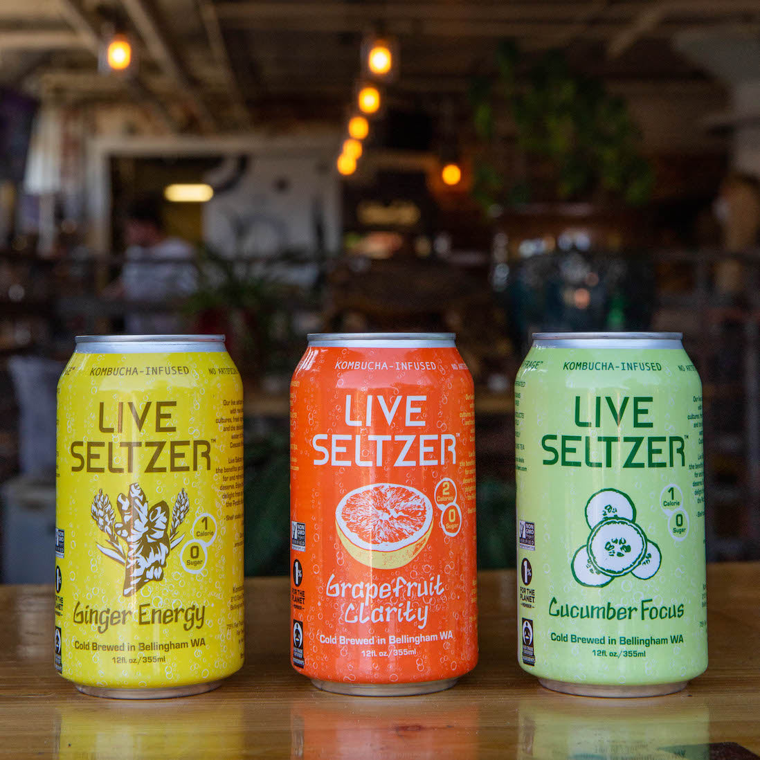 Seltzer Variety Pack