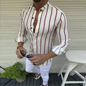 Camisa Striped