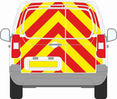 Citroen Berlingo MK2 2008 to 2016 Full Chevron Kit