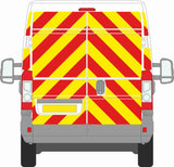 Fiat Ducato MK3 Medium Roof 2006  to present Full Chevron Kit
