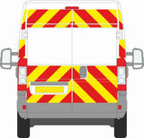 Fiat Ducato MK3 Medium Roof 2006  to present Three Quarter Chevron Kit