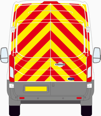 Ford Transit Mk5 high roof 2014 to present full Chevron Kit