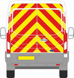 Ford Transit Mk5 standard roof 2014 to present full Chevron Kit