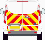 Ford Transit Custom MK1 standard roof 2013 to present half Chevron Kit