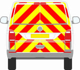 Volkswagen Transporter Tailgate 2015 full Chevron Kit