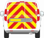 Fiat Doblo 2010 to present Full Chevron Kit