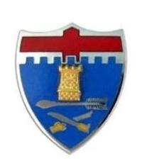 11th Infantry Regiment Crest