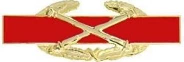 Combat Field Artillery Badge - Novelty