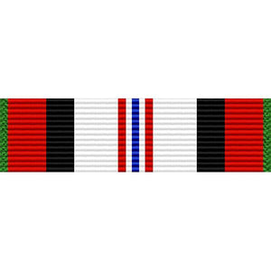 Afghanistan Campaign Medal (Ribbon)