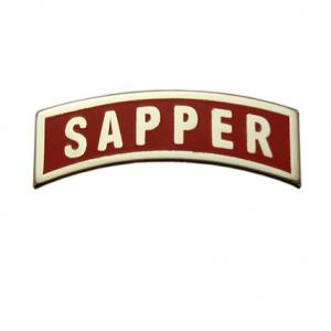 Sapper Tab - Non Subdued / Mirrored Finish