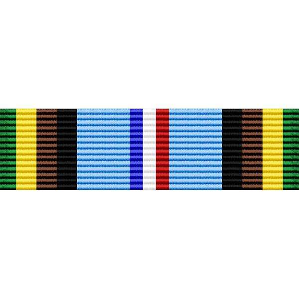 Armed Forces Expeditionary Medal (Ribbon)