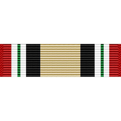 Iraq Campaign Medal (Ribbon)