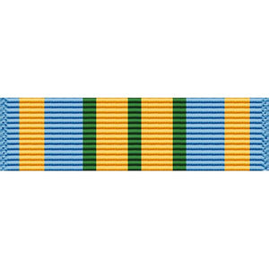 Military Outstanding Volunteer Service Medal (Ribbon)