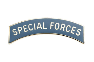 Special Forces Tab - Non Subdued / Mirrored Finish