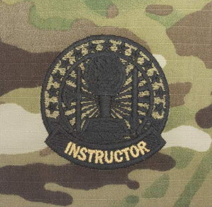 Sew-On Basic Instructor