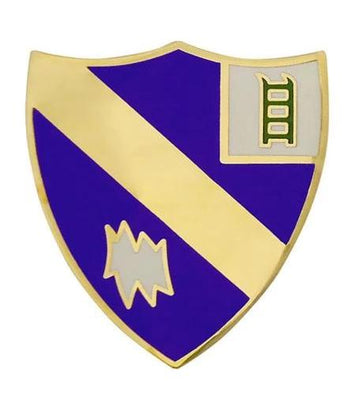 54th Infantry Regiment Crest