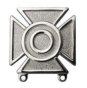 Sharpshooter Marksmanship Badge - Non Subdued / Mirrored Finish
