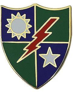 75th Ranger Regiment Crest
