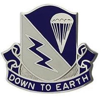 507th Airborne Infantry Crest