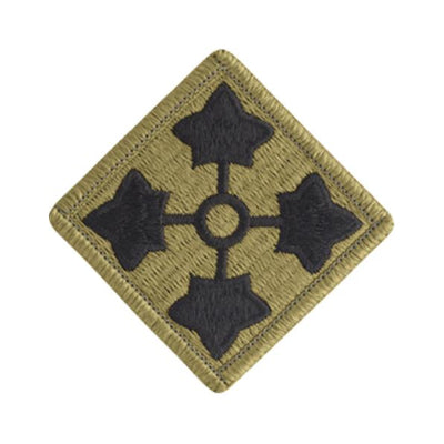 4th Infantry Div- OCP
