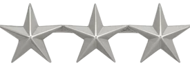 Lieutenant General (LTG) Non-Subdued