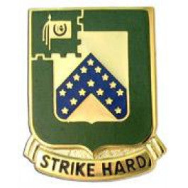 16th Cavalry Regiment Crest