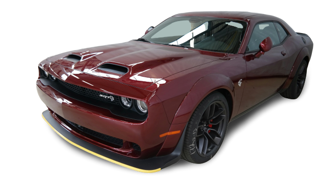 DODGE CHALLENGER SRT HELLCAT WIDEBODY 6.2 V8 HEMI SUPERCHARGED