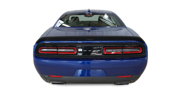 DODGE CHALLENGER R/T SCAT PACK WIDEBODY 6.4 V8