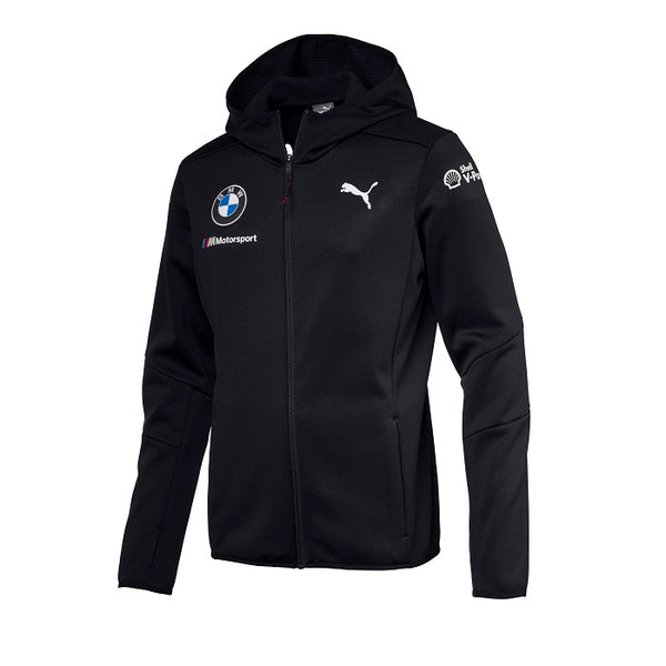 VESTE BMW MOTORSPORT TEAM GRIS ANTHRACITE HOMME