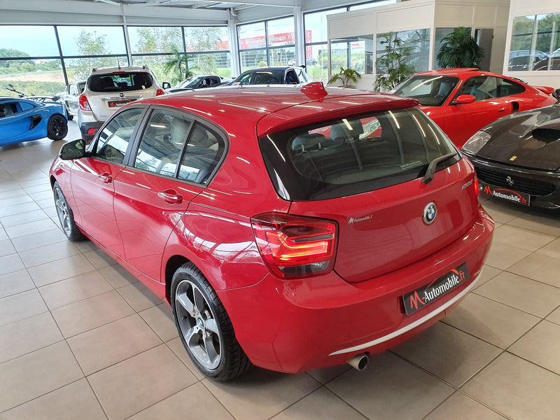 BMW SERIE 1 F20 120D 184CH LOUNGE A