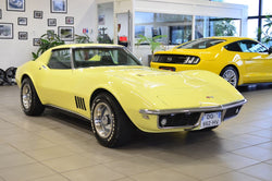 CHEVROLET CORVETTE C3 427 BIG BLOCK 1968