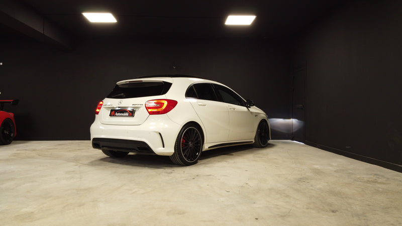 MERCEDES A45 AMG 4-MATIC SPEEDSHIFT