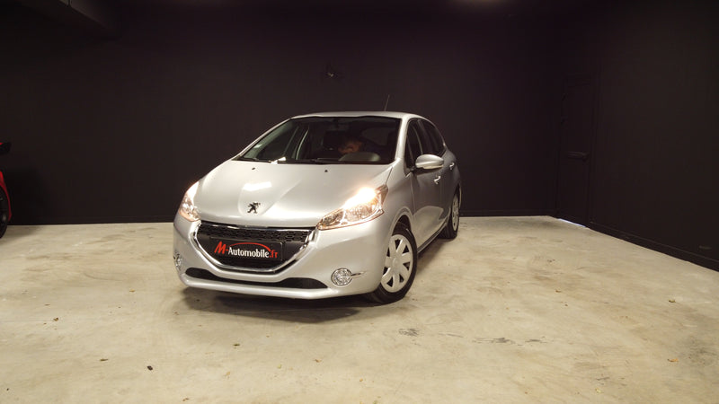 PEUGEOT 208 1.4 HDI 68CH ACTIVE