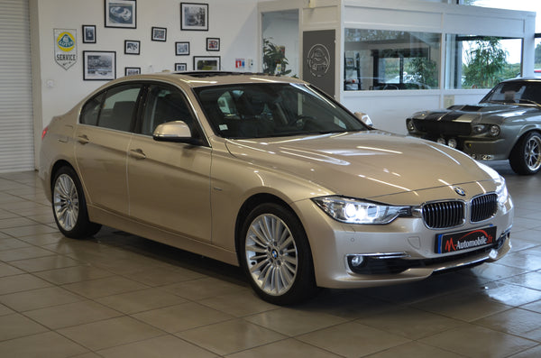 BMW 330D XDRIVE LUXURY BVA