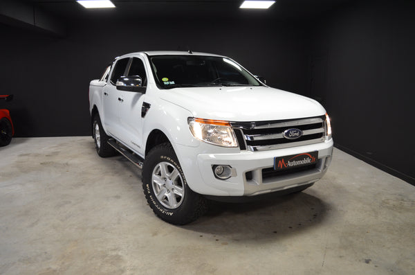 FORD RANGER DOUBLE CABINE 3.2 TDCI 200 4X4 LIMITED