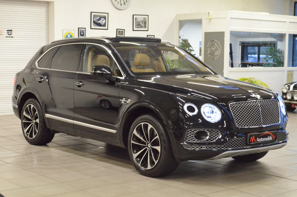 BENTLEY BENTAYGA 6.0 W12 608CH FIRST EDITION