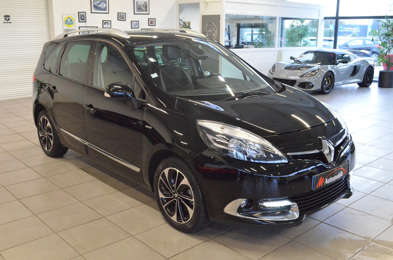 RENAULT SCENIC 1.2 TCE 130 BOSE EDITION 7 PLACES