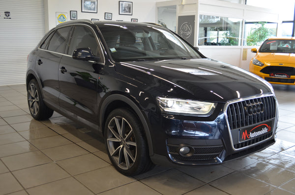 AUDI Q3 2.0 TDI 140CH ATTRACTION