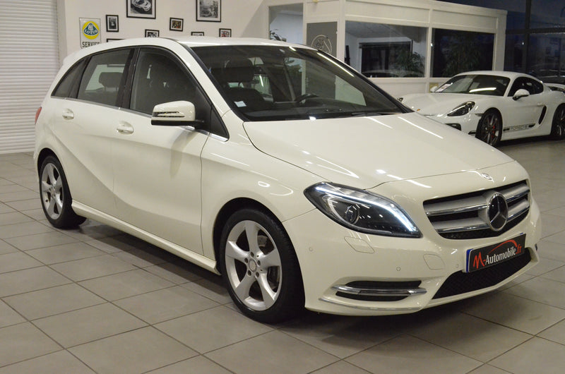 MERCEDES CLASSE B200 CDI BLUEEFFICIENCY SPORT