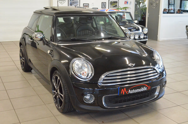 MINI ONE 98CH BLACK