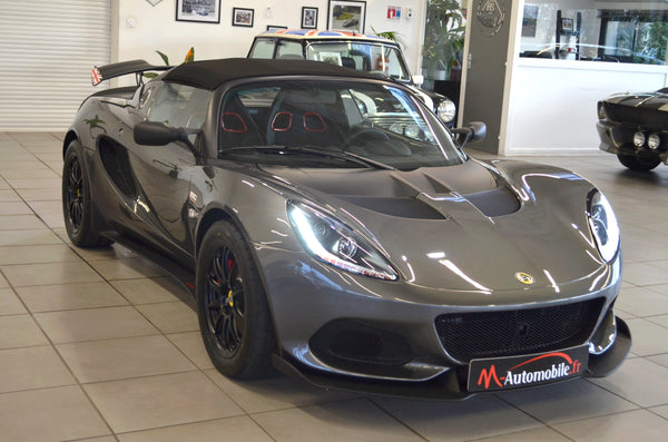 LOTUS ELISE CUP 250 METALLIC GREY