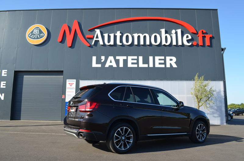 BMW X5 XDRIVE 25D LOUNGE