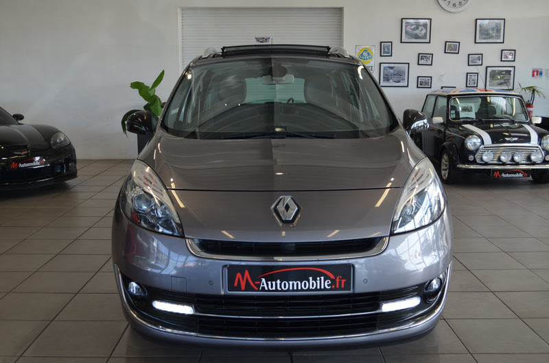 RENAULT GRAND SCENIC DCI 110 BOSE EDITION 7 PLACES