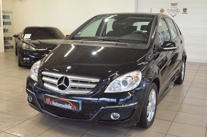 MERCEDES CLASSE B 180 CDI DESIGN Contact+ CVT PREMIÈRE MAIN BLACK FRIDAY