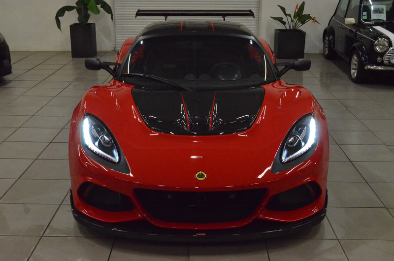 LOTUS EXIGE CUP 430 SOLID RED