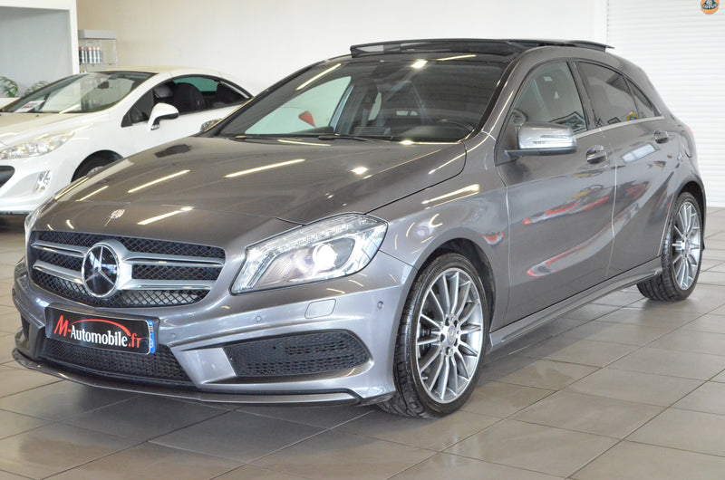 MERCEDES CLASSE A200 CDI 7-G DCT FASCINATION PACK AMG PREMIÈRE MAIN