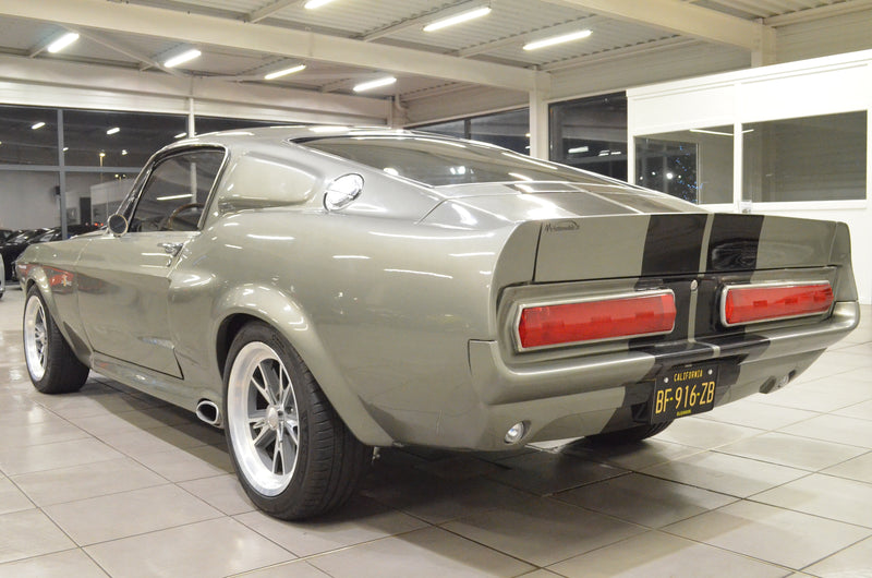 FORD MUSTANG FASTBACK ELEANOR 7.0 600 HP